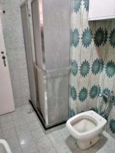 Een badkamer bij Apartamento Cabo Frio