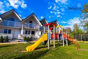 Plac zabaw dla dzieci w obiekcie Belatrix nad Bałtykiem