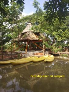 Maison en Bambou Phong-Le Vent