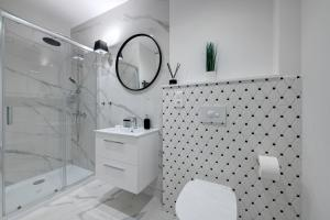 Dom & House – Apartments Old Town Exclusive 욕실