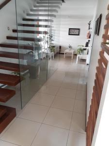 The lobby or reception area at Comoda Casa Condominio 8 pers.3 Dorm.3 Baños