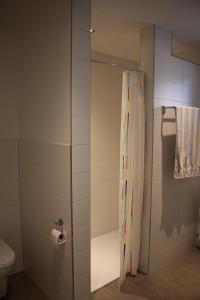 Ein Badezimmer in der Unterkunft Apartment Abl