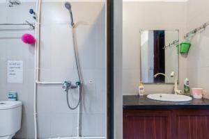 Phòng tắm tại Nu Sweet Home
