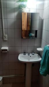 Un baño de Departamento en el corazón de Mendoza