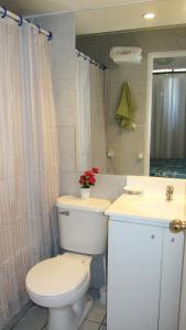 Un baño de Departamento Doña Lucia