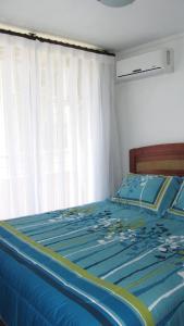 Cama o camas de una habitación en Departamento Doña Lucia