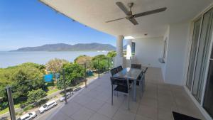 A balcony or terrace at Waters Edge Apartment Cairns