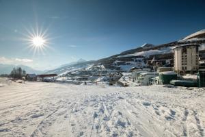 L'établissement TH Sestriere | Villaggio Olimpico en hiver
