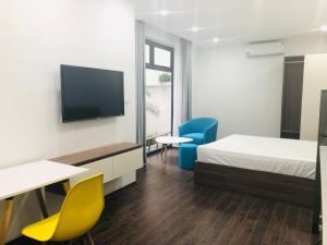 FUJI BUILDING 101 Dao Tan street Hanoi hanoi garden apartment