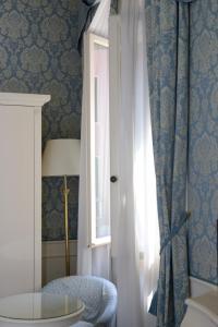A bathroom at Corte Barozzi Venice Suites