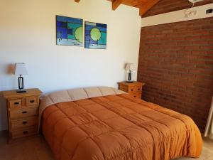 A bed or beds in a room at C&W Vacaciones Diferentes
