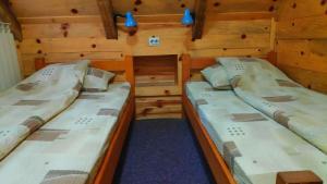 Krevet ili kreveti u jedinici u okviru objekta Apartments Life
