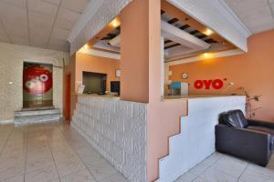 The lobby or reception area at OYO 286 Anhaar Al Taif