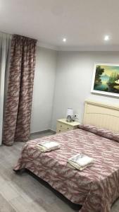 Cama o camas de una habitación en Bellavista