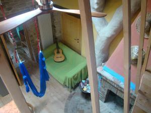 Casa della Casaにある二段ベッド