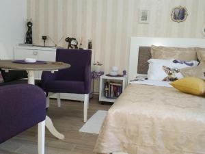 Krevet ili kreveti u jedinici u objektu Studio apartman Darius Land