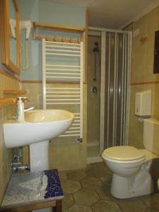 Ванна кімната в Il Borgo Di Campi