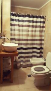 Un baño de Departamento Mendoza Capital