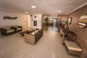 The lobby or reception area at Luxor Cabo Branco Home Service
