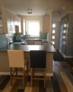 A kitchen or kitchenette at Pebble Beach