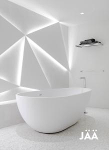 A bathroom at HAAWE Boutique Apart Hotel