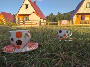 Aire de jeux pour enfants de l'établissement Village Borje