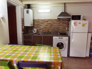 Una cocina o kitchenette en Departamentos Antu Cuyen