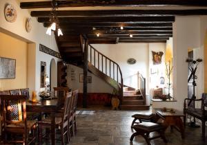 Εστιατόριο ή άλλο μέρος για φαγητό στο Αρχοντικό Καλλιστώ