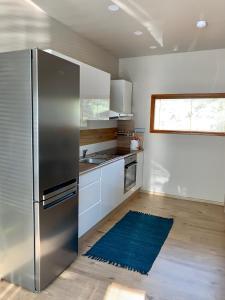 Η κουζίνα ή μικρή κουζίνα στο Grand Spa Holiday Home II