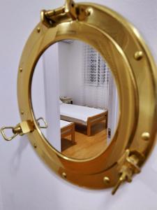 A bathroom at Podgorica Center