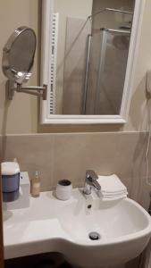 Bagno di LE SETTE VIE HOLIDAY HOMES