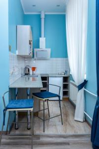 A kitchen or kitchenette at Leto Apartments
