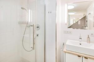 Ein Badezimmer in der Unterkunft Luxurious 190m2 penthouse in main shopping street