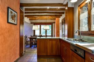 Cuina o zona de cuina de Cal Gineró