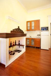 Cucina o angolo cottura di Palazzo Salini - Deluxe Apartment
