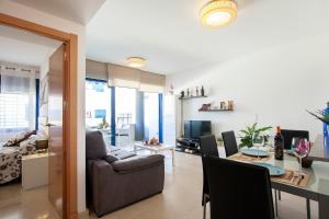Zona de estar de Apartamento Torrox