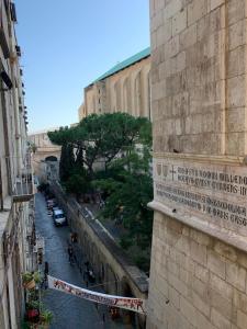 A balcony or terrace at Monastero Flat