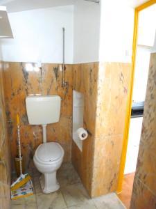 A bathroom at Julias Pateo