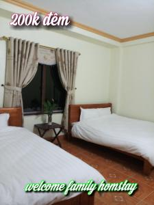 Welcome family homestay
