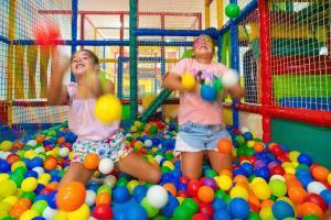 Kinderen die verblijven bij Apartamentos Santa Rosa