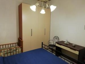 A bed or beds in a room at A Due Passi Dal Mare