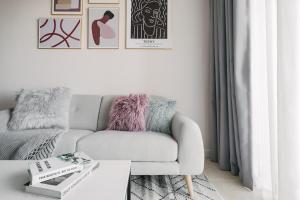 Minimalism Apartment Vinhomes D'capitale Tran Duy Hung