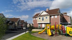 Children's play area at Summerville Vacation Homes by Columbia Management