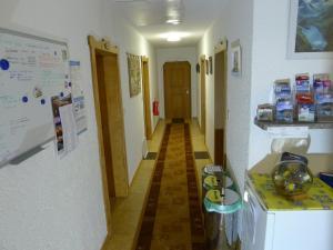 Küche/Küchenzeile in der Unterkunft Alpenappartement Claudia