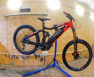 Biking at or in the surroundings of Bike Park Lodge