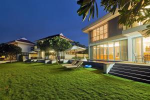 Luxury Ocean Villas 4BR
