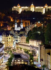 Letecký snímek ubytování VILLA BRICOLA - Boutique Apartments