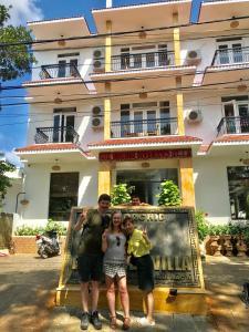 Hue Orchid Riverside Villa