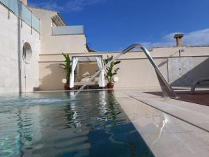 The swimming pool at or near Villa Rainbow Home Mallorca