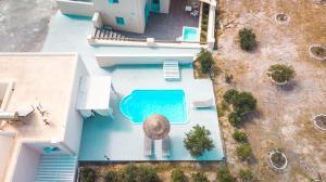Θέα της πισίνας από το Sienna Eco Resort ή από εκεί κοντά